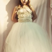 Olivia Kate Couture Floor Length tutu