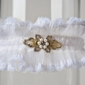 "Wedding Garter ""Aubrey\"""