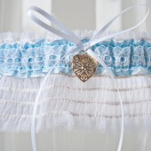 "Wedding Garter ""Betsey Anne\"""