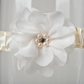 "Wedding Garter ""Kathryn\"""