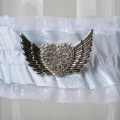 "Wedding Garter ""Manette\"""