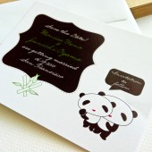 Panda Love Save the Date