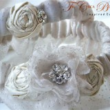 Belle Marie Bridal Garter Set