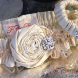 Timeless Bridal Garter Set