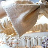 Lauren Bridal Garter Set