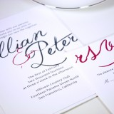 Calligraphy Wedding Suite