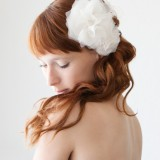 Morning Blossom - Bridal Hair piece