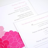 Spring Peonies Wedding Suite