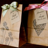 Favor and Hotel Welcome Bags