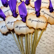 All You Need is Love Cupcake Topper