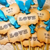 Love Cupcake Toppers
