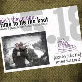 Printable Save the Date Sneakerfreaks