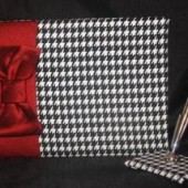 Houndstooth Guest book