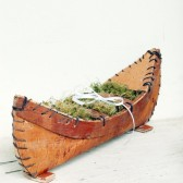Canoe Ring Bearer Pillow Alternative