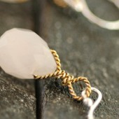 Rose Quartz Drops