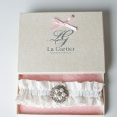 Wedding Garter Janie