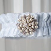 "Wedding Garter ""Pierce"""