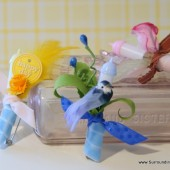 Baby Shower Corsage Pins