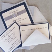 Complete Elegance Invitation Set