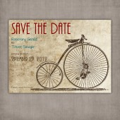 Rosemary - Save the Date Card