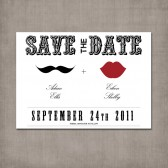 Bonanza - Save the Date Card