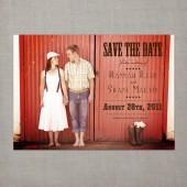 Hannah - Save the Date Card