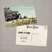 Jane - Save the Date Card
