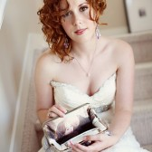 Personalize your Bridal Clutch Bag with a Photo