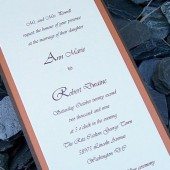 Autumn Classic Invitation Set