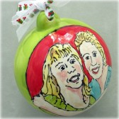 bridesmaid ornament