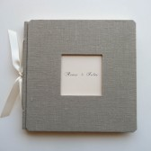 Gray Guest Book