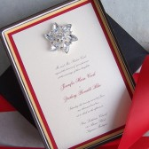 Outstanding Gem Invitation Set