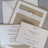 The Pearl Elegance Invitation Set