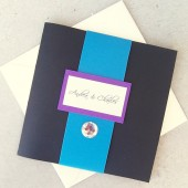 Perfectly tied Invitation Set