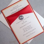 Pure Elegance Invitation Set