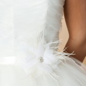 Lisa - Bridal Sash, Bridal Belt, Wedding Sash