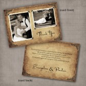 Evangeline - Thank You Card