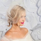 double layer veil