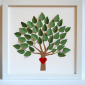 3d Song Tree Wedding Gift