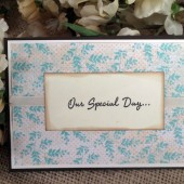 Bridesmaid Request Card