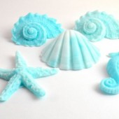 Beach House Soap In Blue
