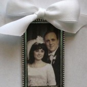 Rectangle Photo Frame Charm