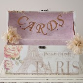 Paris Card Box