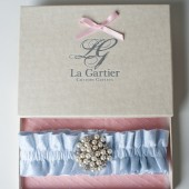 Wedding Garter Pierce