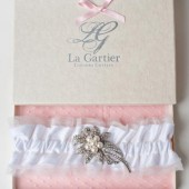 Wedding Garter Lavina