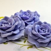 Purple Rose Soap