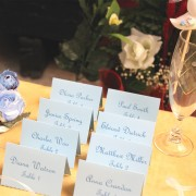 Place Cards - escort cards