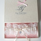Wedding Garter To Love and To Cherish