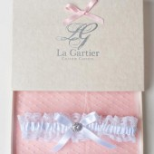 Wedding Garter Ciara
