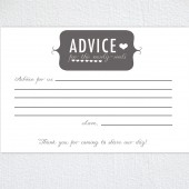 Advice Cards